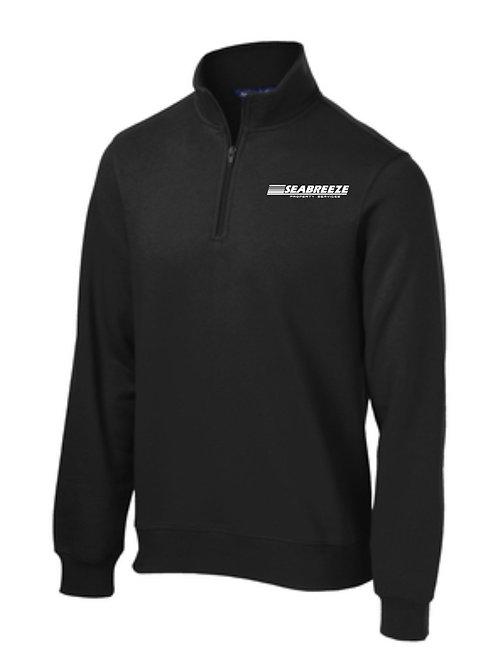 Seabreeze Women's Quarter Zip Sweatshirt