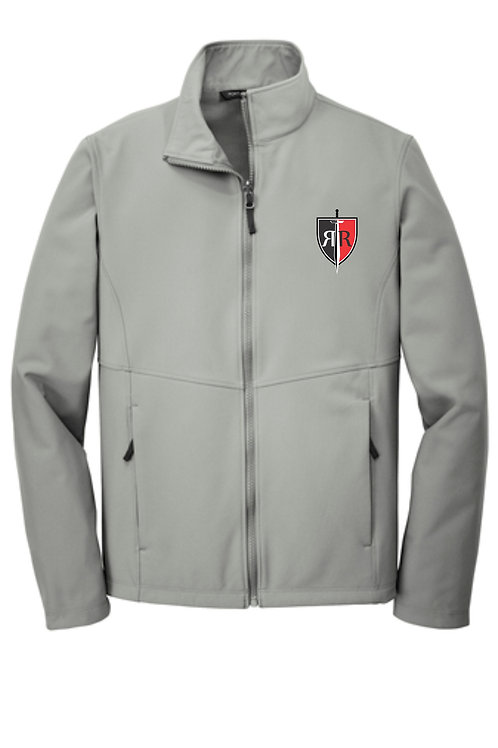 R&R Security Mens Soft Shell Jacket