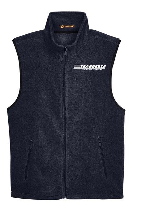 Seabreeze Mens Fleece Vest