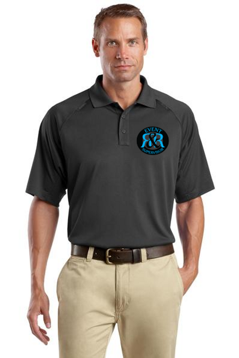 R&R SECURITY MEN'S TACTICAL POLO