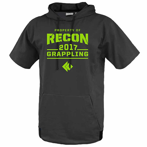 Recon Fitness Grappling Short Sleeve Hoody