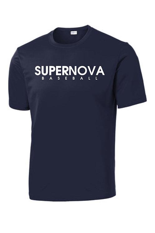 Supernova Baseball DryFit T-shirt