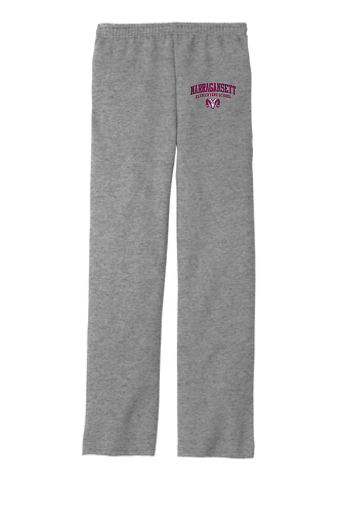 Narragansett Elementary School Pocketed Sweatpants