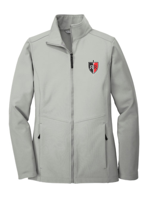 R&R Security Ladies Soft Shell Jacket