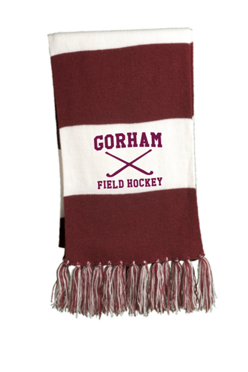 Gorham Field Hockey Spectator Scarf