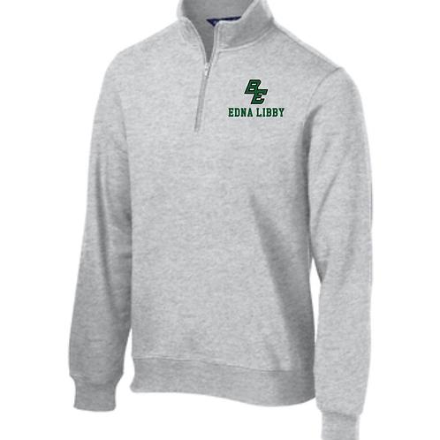 Edna Libby Quarter-Zip Sweatshirt