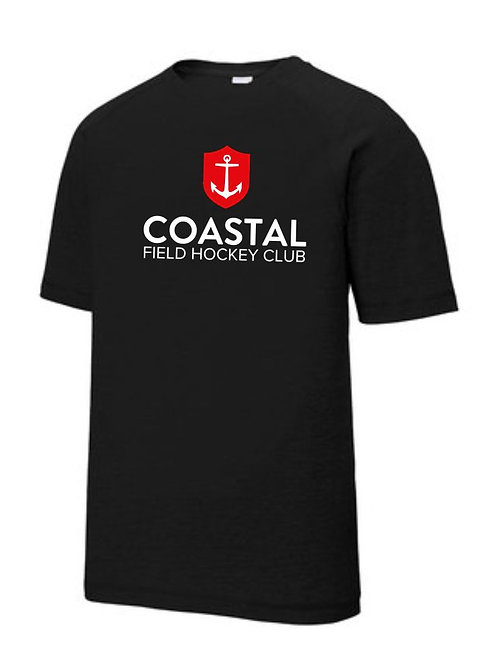 Coastal FH Men's Posicharge Tee