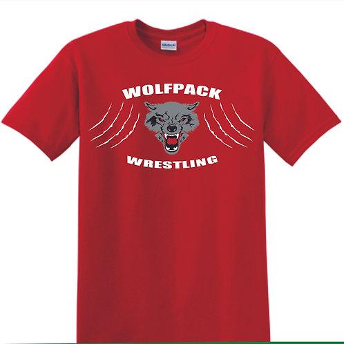 Wolfpack Wrestling Unisex T-shirt