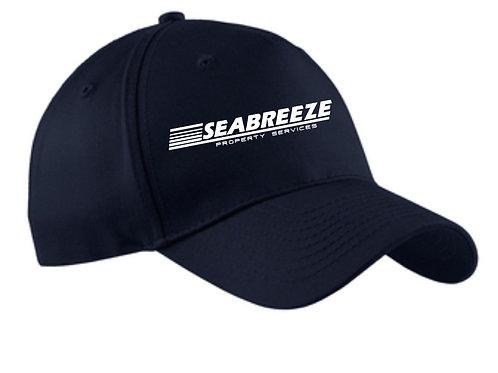 Seabreeze 5 panel cap