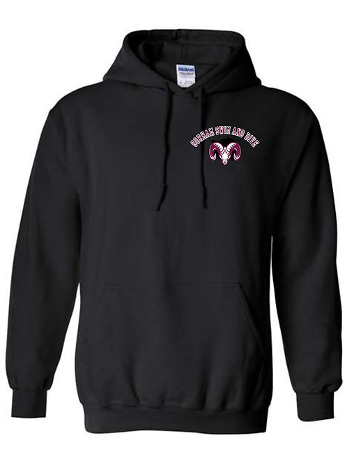 Gorham Swimming Hooded Sweatshirt