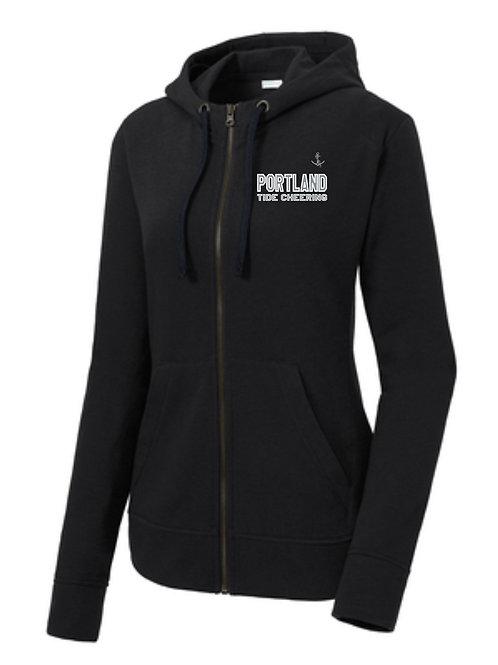 PYFL Cheering Women's Full Zip Hoody