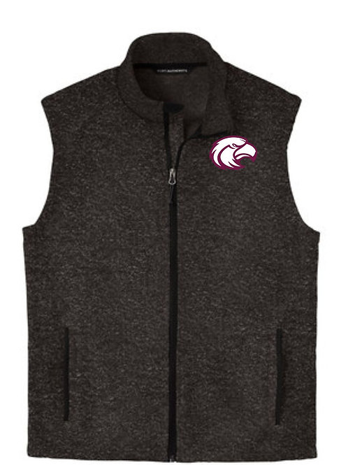 Windham Boosters Men's Sweater Fleece Vest