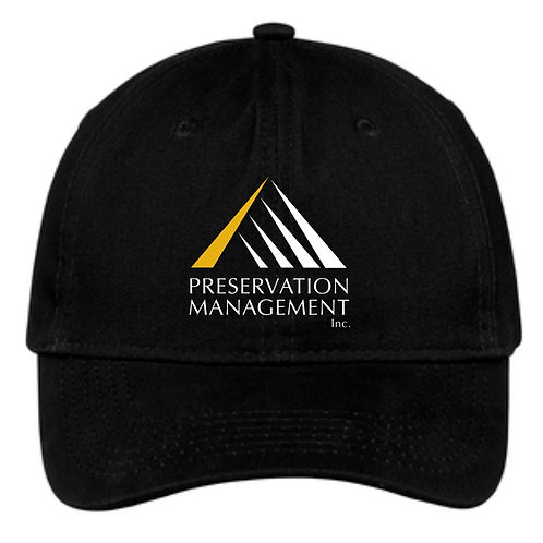 Preservation Management Ball Cap