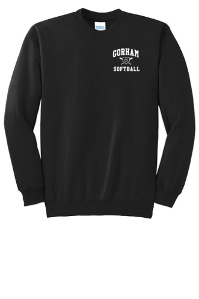 Gorham Softball Crewneck Sweatshirt