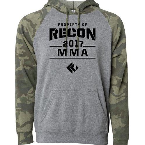 Recon Fitness MMA Hoody