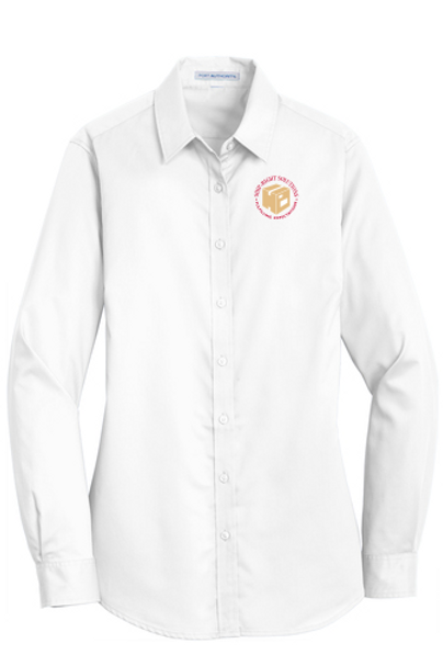 Ship Right Solutions Ladies Super Pro Twill Shirt