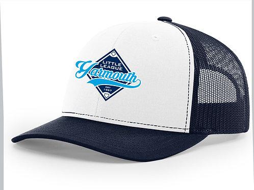 Yarmouth LL Alternate Trucker Cap