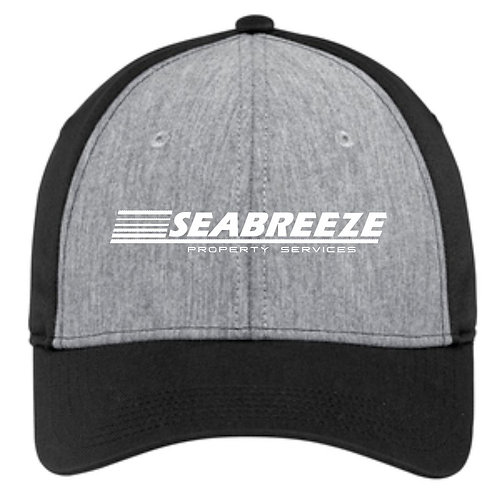 Seabreeze Knit Front Baseball Cap