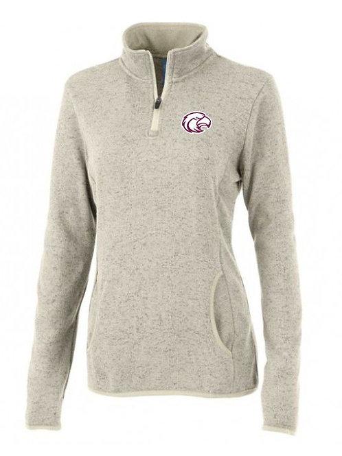 Windham Boosters Women's Heathered Fleece Pullover
