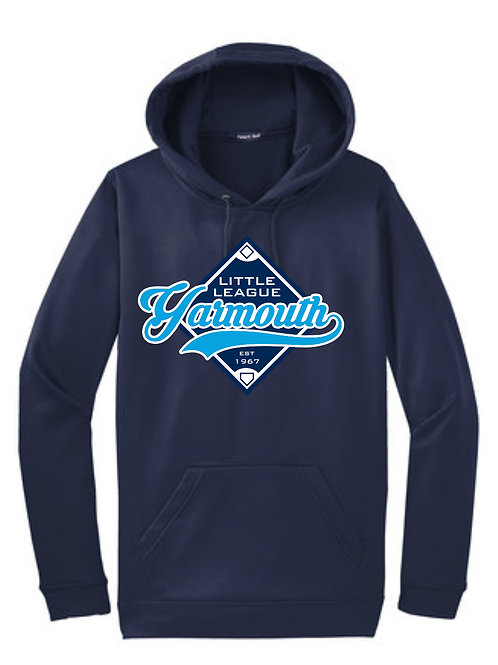Yarmouth LL Youth Dri-fit Hoody
