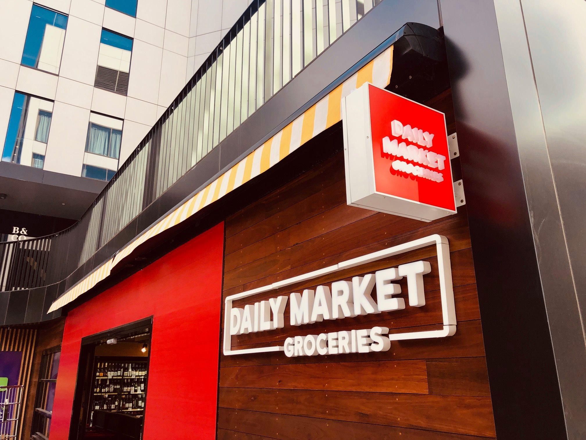 Daily Market at Kambri, Canberra ANU