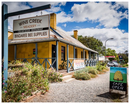 Wins Creek Meadery