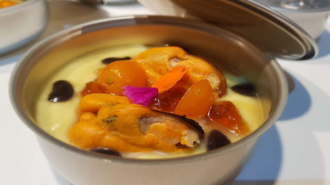 mejillones con escabeche de vermut