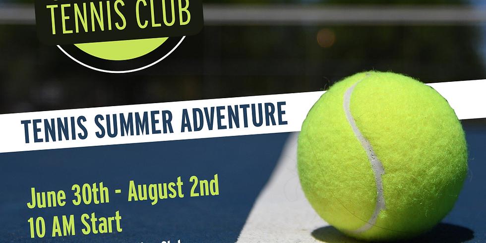 Crofton Tennis Club Summer Adventure Camp