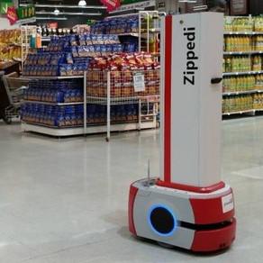 Conoce Zippedi, el robot chileno que optimiza el retail