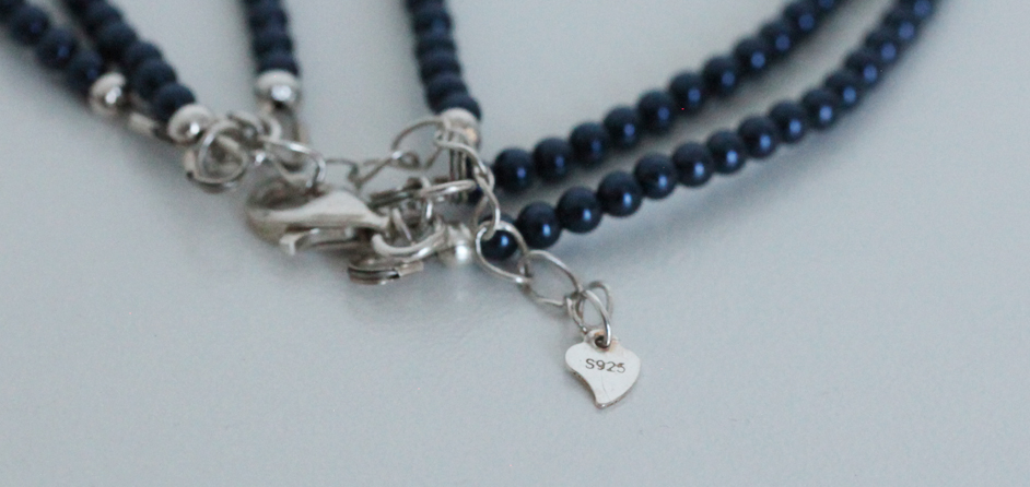 Sterling silver extension chain (92.5)