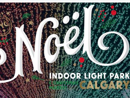 Noel Indoor Light Park at the Stampede Grounds