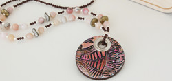 Bohemian Statement Necklace & Opals