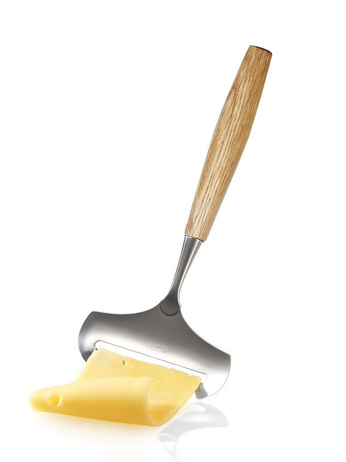 Boska Soft Cheese Slicer Oak