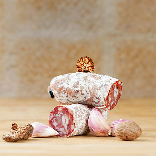 Organic Garlic & Nutmeg Chorizo
