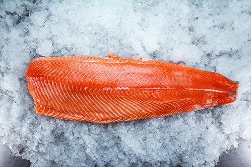 Salmon Fillet Sashimi Grade +/- 1.9KG