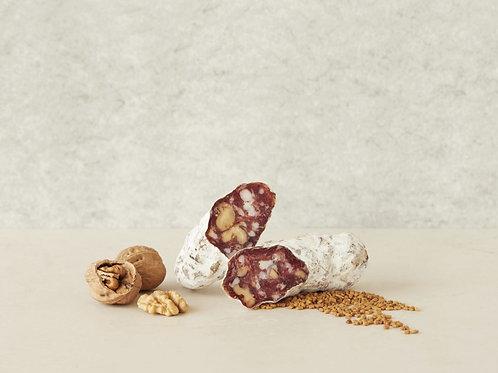 Walnut & Fenugreek Chorizo