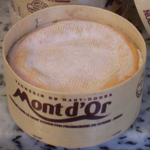 Vacherin Mont d'Or AOP