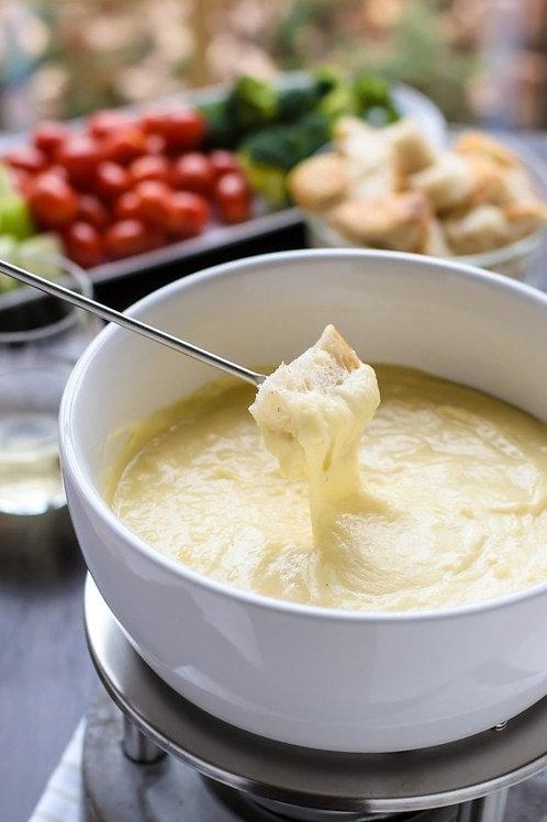 Swiss Fondue Cheese Mix 500g
