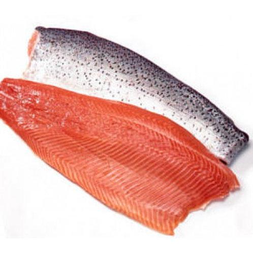 Wild Salmon Trout Fillet +/- 500g