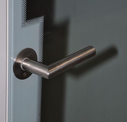 portes aluminium sur mesure