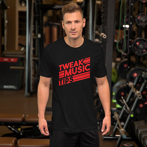 Mens Short-Sleeve TMT Logo T-Shirt FREE WORLD WIDE SHIPPING