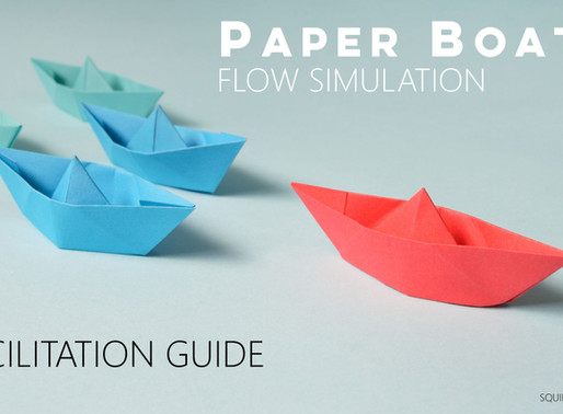 Paper Boats Flow Simulation - Facilitation Package