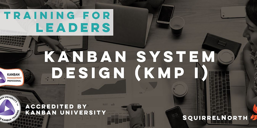 [Ottawa] June - Kanban System Design ® (KMP I)