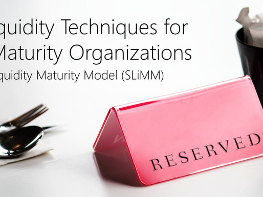 Skill Liquidity Techniques for High Maturity Organizations