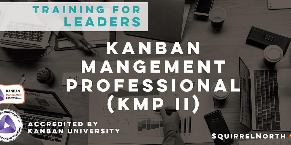 [Online] July - Kanban Management Professional® (KMP II)