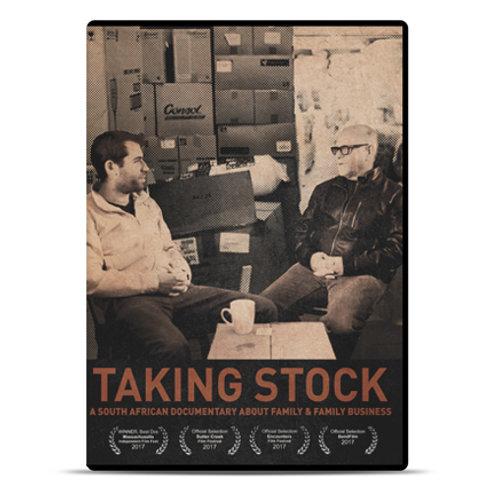 Taking Stock DVD