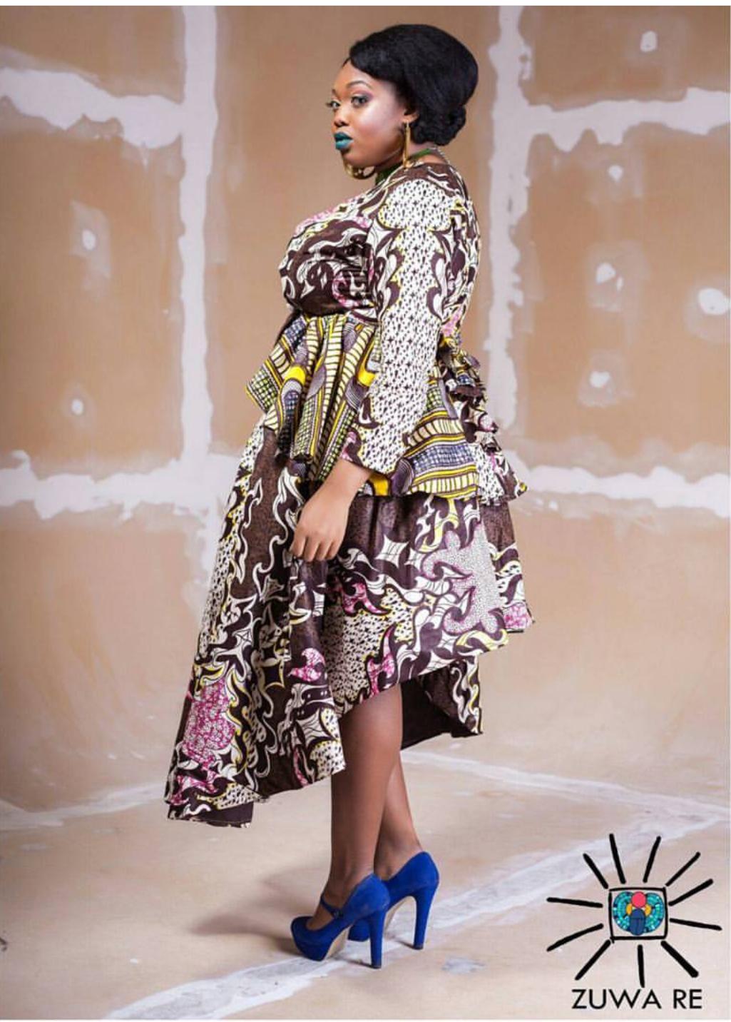 Client- Zuware Couture