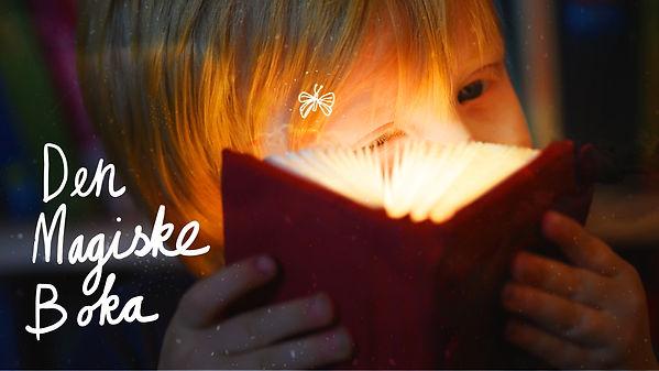 Magisk bok