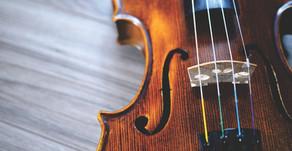 丸山由里子先生のヴァイオリンレッスンの日程をお知らせします。