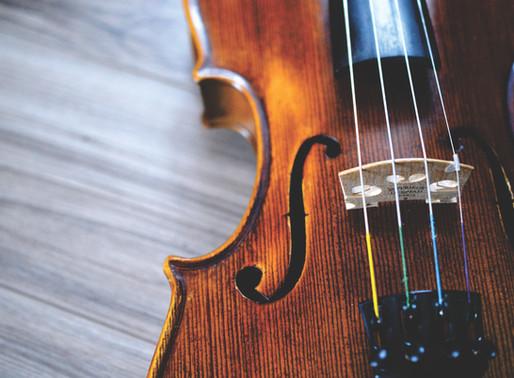 Chakras A La Violin